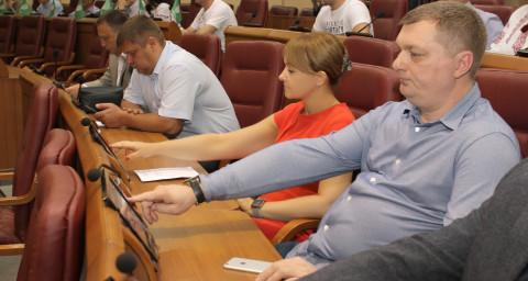 Голос города – не затягивать с инаугурацией. Депутаты Кривого Рога обратились с требованием к Верховной Раде