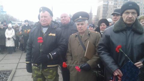 Сегодня – День памяти воинов-интернационалистов