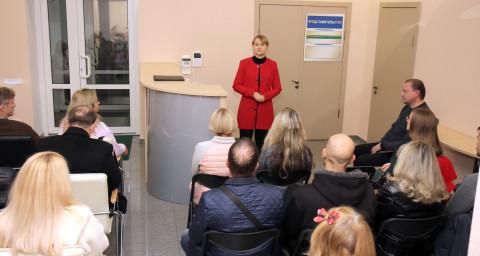 Состоялась встреча Ольги Бабенко с активом Центрально-Городской районной организации