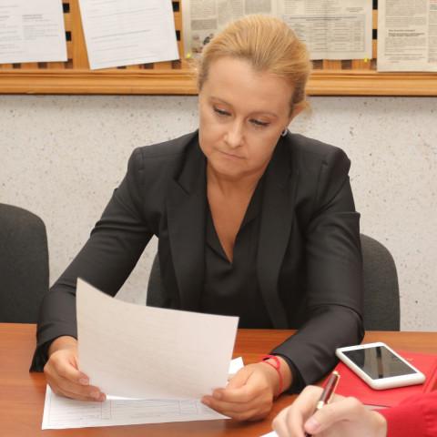 Ольга Бабенко: «Нам не привыкать решать вопросы, выходящие за рамки полномочий городских депутатов»