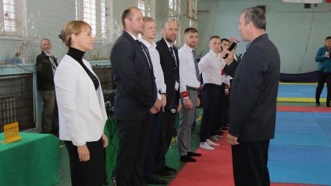 Япония на городском татами. Кривой Рог принимает Всеукраинские соревнования по джиу-джитсу