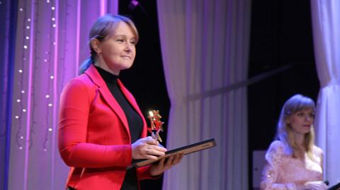 Год под знаком побед.  Ольга Бабенко поздравила спортсменов Центрально-Городского района