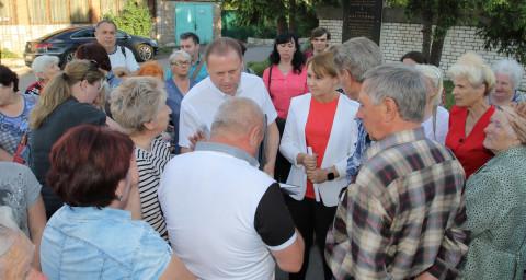 МОПРовские беды. Встреча Ольги Бабенко с жителями улицы Шарохина