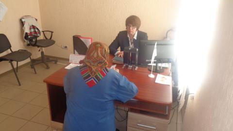 """На приеме депутата """"ЗА РIДНЕ МIСТО"""" ингульчане получили юридическую помощь"""