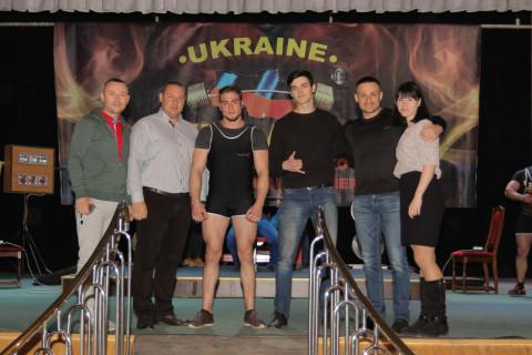 Активисты «ЗА РІДНЕ МІСТО» защитили честь Кривого Рога во Всеукраинском чемпионате по пауэрлифтингу