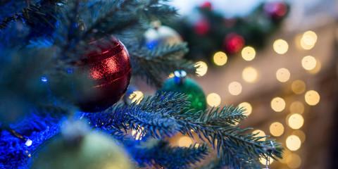 Новогоднее поздравление от Криворожской команды ВО «Батьківщина»