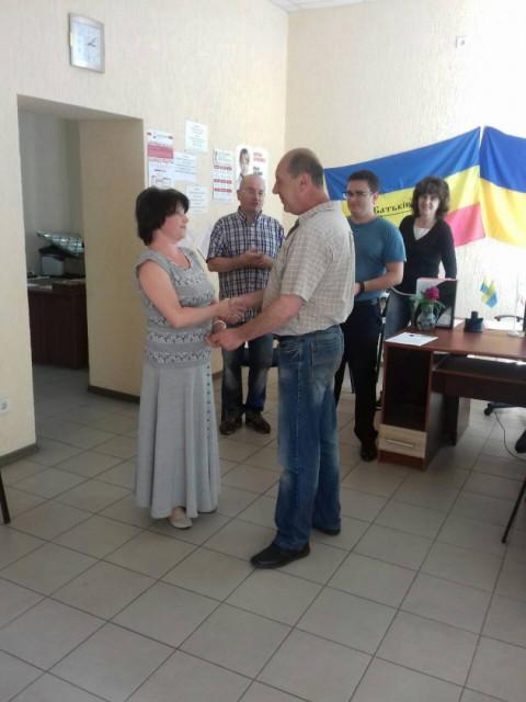 21 мая проведено заседание бюро Ингулецкой районной организации ВО «Батьківщина»