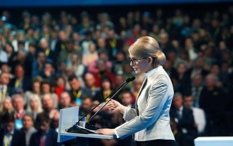 Тимошенко в очередной раз доказала свою безальтернативность