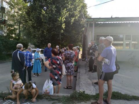 «Нужно действовать», - жители Карбышева поддерживают основной посыл ВО «Батьківщина»