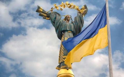 Поздравления от Ольги Бабенко и команды КМО ВО «Батьківщина» с Днем Независимости