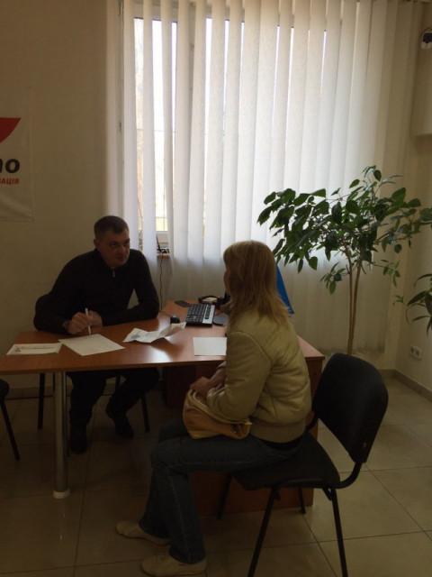 Жителям Покровского района предоставлена помощь в решении важных для них вопросов