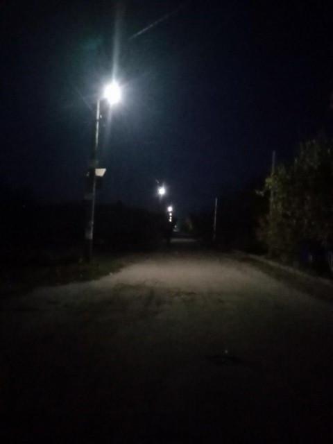 Свет – улицам Рахмановки