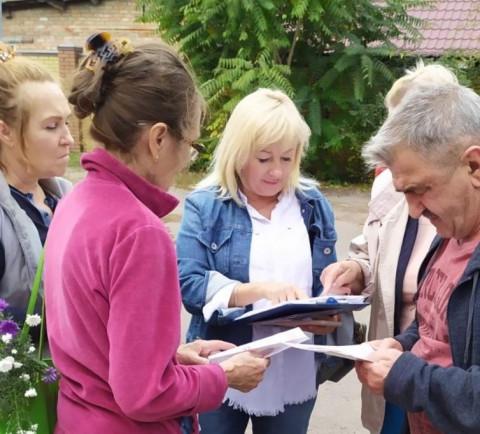 Встречи с избирателями и планы на будущее