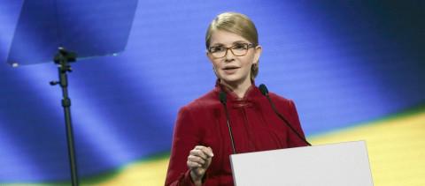 Юлия Тимошенко - единственная, кто может сломать систему и совершенствовать изменения, которых ждут украинцы