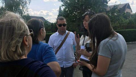 «Желаем победы». Жители Долгинцевского района - Вадиму Мирзояна