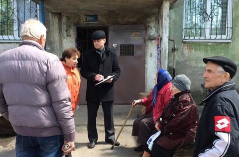 Жители Долгинцевского района жалуются на управляющую компанию – их обращения попросту игнорируют