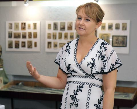 Слово о родном городе. Ольга Бабенко встретилась с ценителями истории и краезнавства