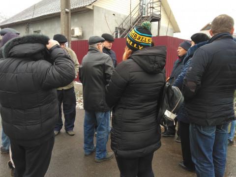 Вопросы жителей улицы Винниченко