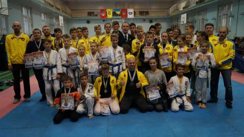 В Кривом Роге состоялся чемпионат Украины по Джиу-джитсу