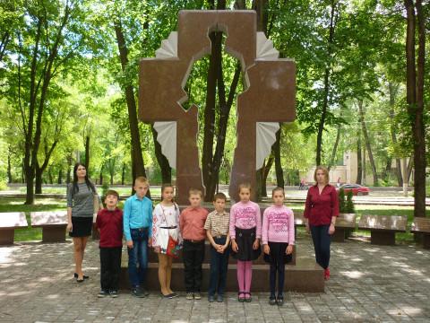 Воспитанники интерната посетили  интересные места Кривого Рога