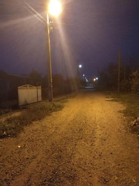 Линия освещения без света? Команда ВО «Батьківщина» подключилась к решению проблемы жителей улицы Паганини