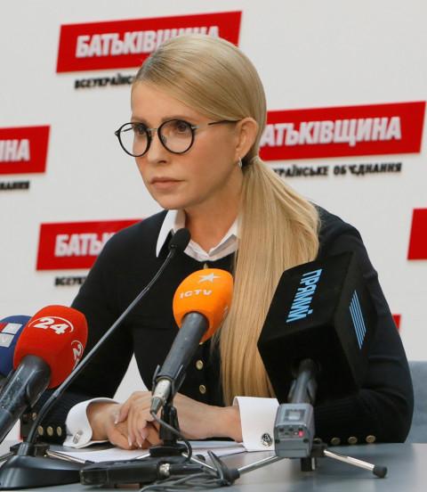 Юлия Тимошенко остановит кражу ГТС и снизит тарифы