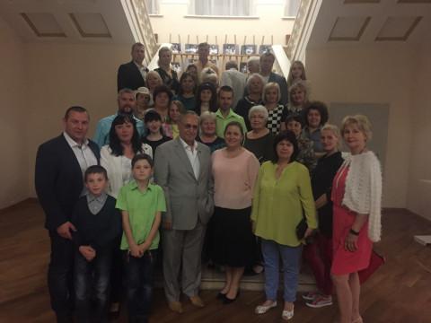 В Академическом театре им. Т.Г. Шевченко состоялась премьера о письмах 45 погибших, которые писались на фронтах