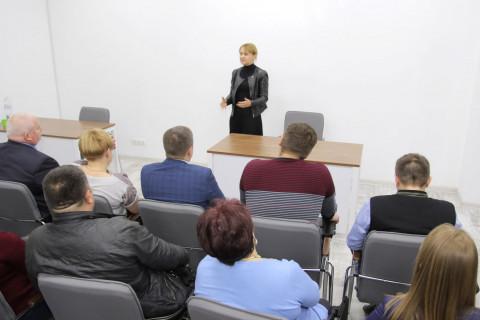 20 марта Ольга Бабенко провела встречу с депутатами Криворожского городского и районных советов ВО «Батьківщина»