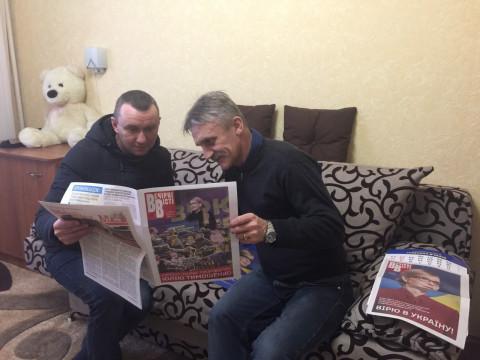 Депутаты и избиратели. Встречи в Покровском районе