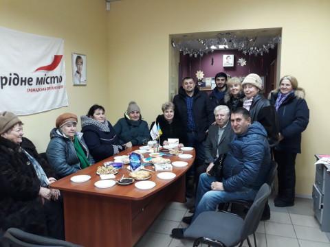 Активисты Металлургического района подвели промежуточные итоги