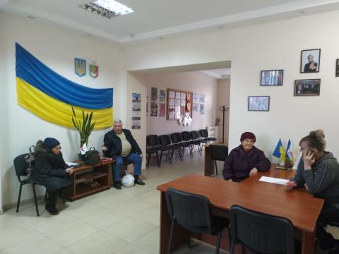 Коллективное и индивидуальное. Жители Покровского района на приеме Татьяны Клевцовой
