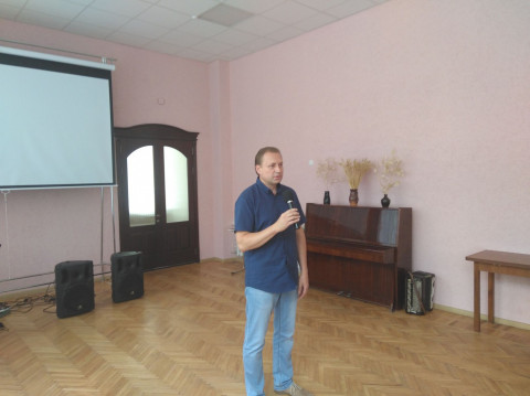 Активисты Центрально-Городской организации организовали концерт, приуроченный к празднику Ивана Купала