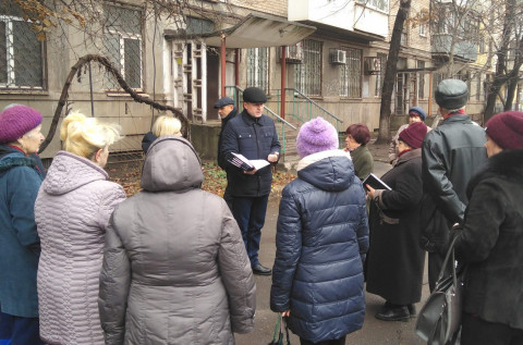 SOS на улице Украинская. Приём Игоря Вовкозуба