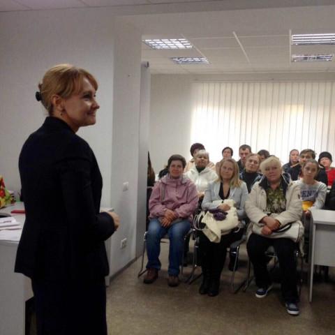 Ольга Бабенко: «Наши активисты – это наша гордость!»
