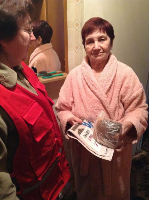Проект Ольги Бабенко по распространению бесплатной периодики нашел широкую поддержку среди криворожан
