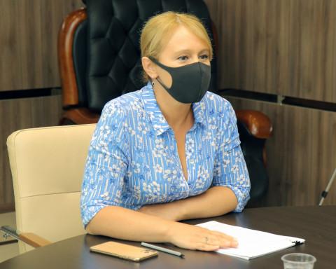 В приёмной Ольги Бабенко состоялось совещание команды