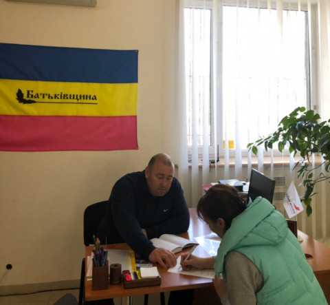 Депутат Покровської райради Сергій Беленков провів плановий прийом