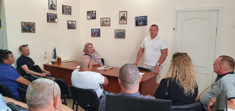 Працювали і будемо працювати, - команда Покровської районної організації ВО «Батьківщина»
