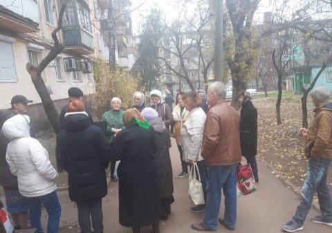 Вопросы от жителей улицы Лермонтова