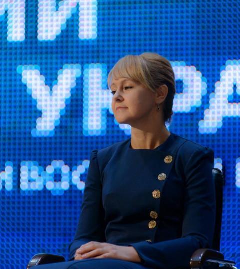 """Сегодня Ольга Бабенко будет просто и доступно говорить о медицинской реформе на ТРК """"Рудана"""""""