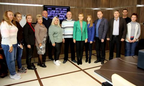 Ольга Бабенко снова избрана головой Криворожского городской организации ВО «Батьківщина»