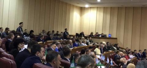 Депутатская группа «ЗА РІДНЕ МІСТО» проголосовала за улучшение экологической ситуации в Кривом Роге