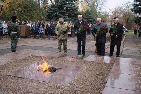 Вечная память героям-освободителям!