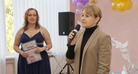 «Социальные работники - специалисты с большим сердцем» - Ольга Бабенко на Дне социального работника