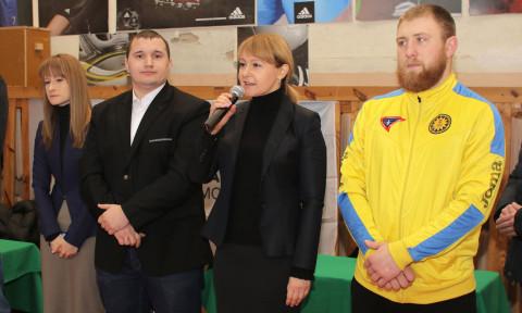 Проведён чемпионат Криворожской федерации Джиу-джитсу