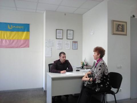 Проведен плановый приём депутата Вадима Мирзояна