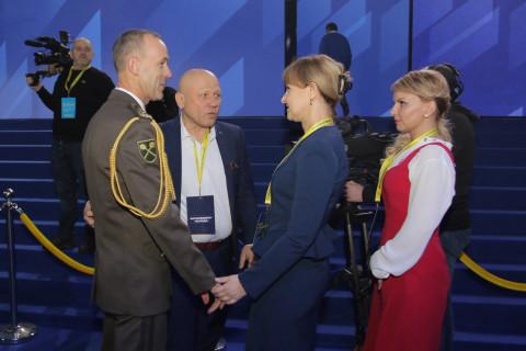 Руководители криворожской организации провели ряд рабочих встреч
