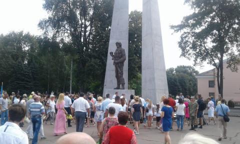 В Терновском районе наградили волонтеров