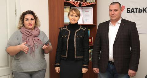 Робота - за планом. Ольга Бабенко провела зустріч-тренінг з командою Покровської організації