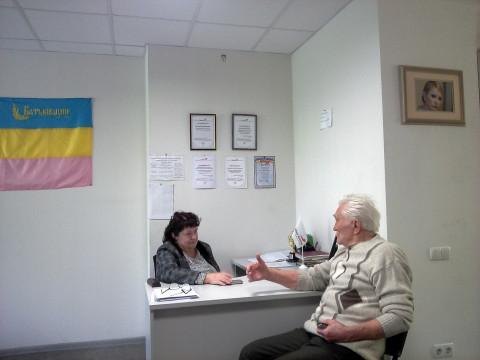 Жители поселка Всебратское-2 обратились на прием депутата Елены Шевченко